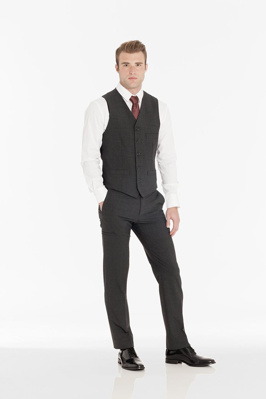 Vest 1250 Shirt 1000FC Pant 283 Tie 1420