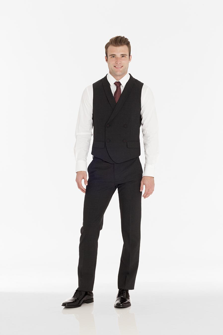 Vest 1205 Shirt 1000FC Pant 283 Tie 1420