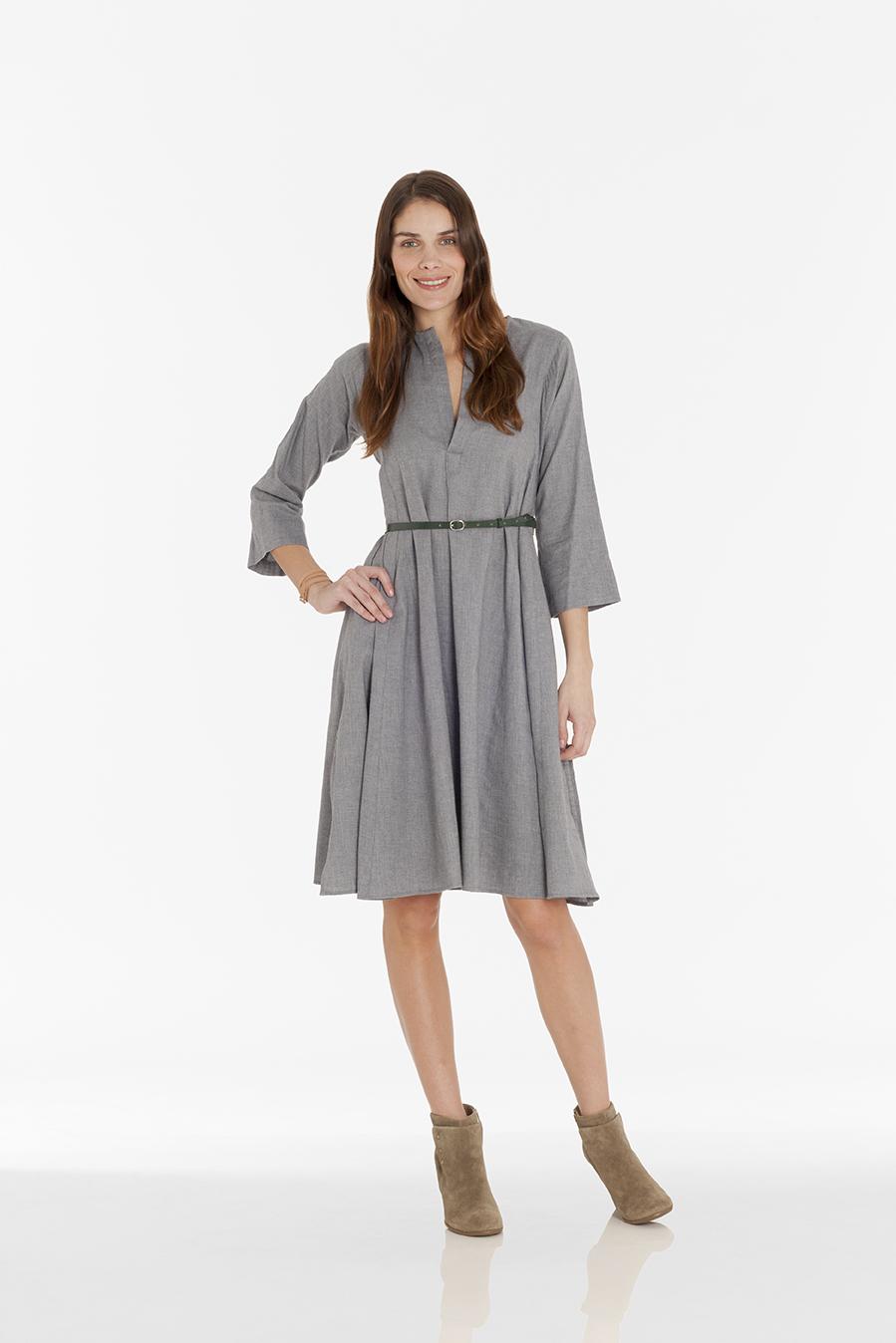 Dress 838 Belt 1410