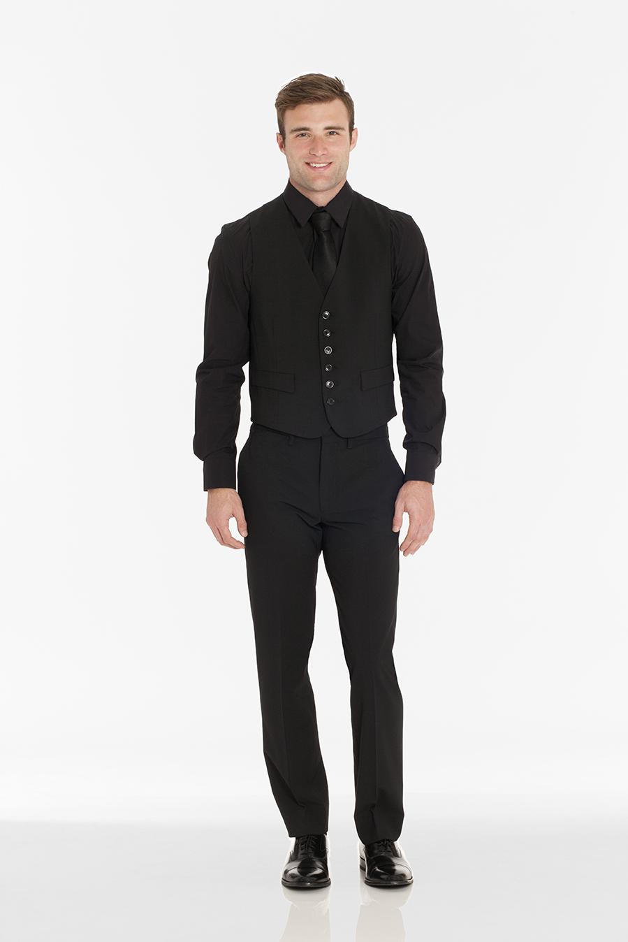 Vest 1211 Shirt 1053 Pant 297 Tie 1422