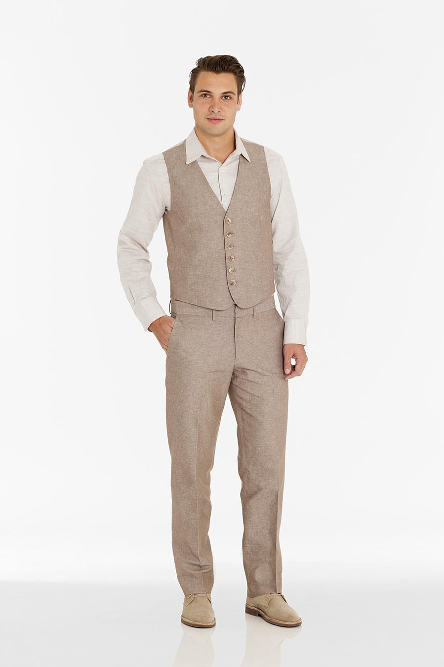 Vest 1219 Shirt 610 Pant 260