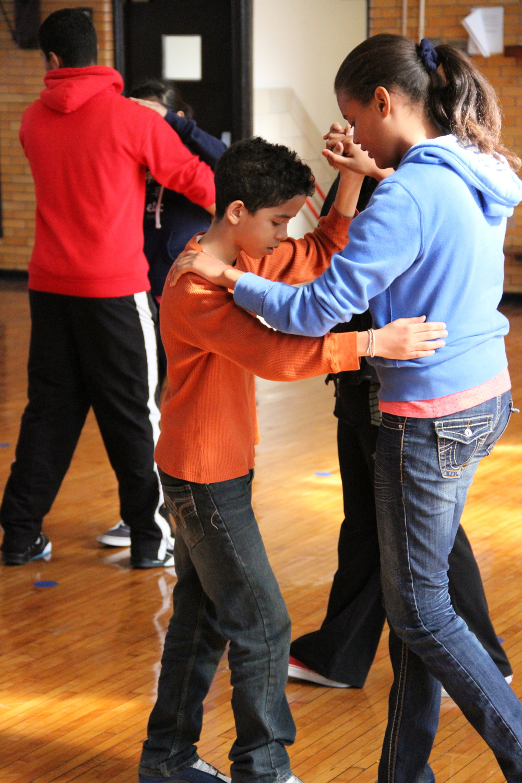 The art of social dance at work