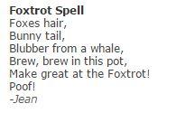Foxtrot Spell.JPG