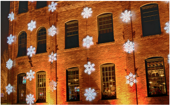 Rochester Holiday Lights - courtesy of Mike Boening via Flickr