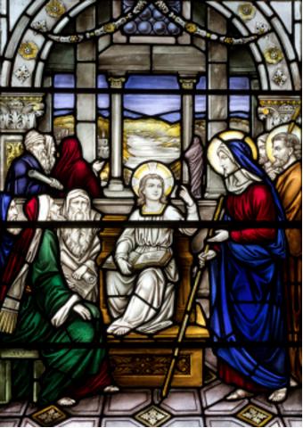 Jesus Teaching - courtesy of Lawrence OP via Flickr