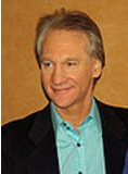 Bill Maher - courtesy of David Shankbone via Wikimedia
