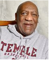 Bill Cosby - courtesy of Wikimedia