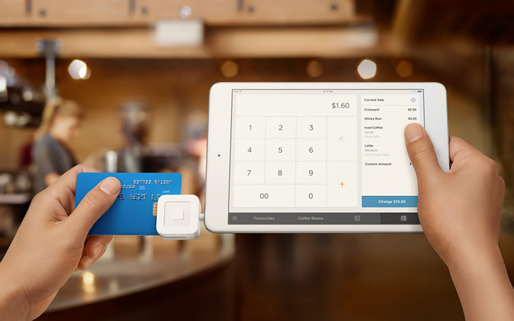 Square.com - Well known for the card reader that plugs into smart phones and tablets.