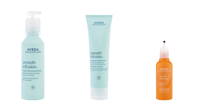 Smooth Infusion™ Style-Prep Smoother™ Smooth Infusion™ Glossing Straightener Sun Care Protective Hair Veil