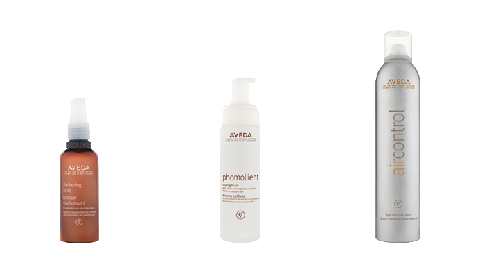 Thickening Tonic Phomollient™ Styling Foam Air Control™ Hair Spray