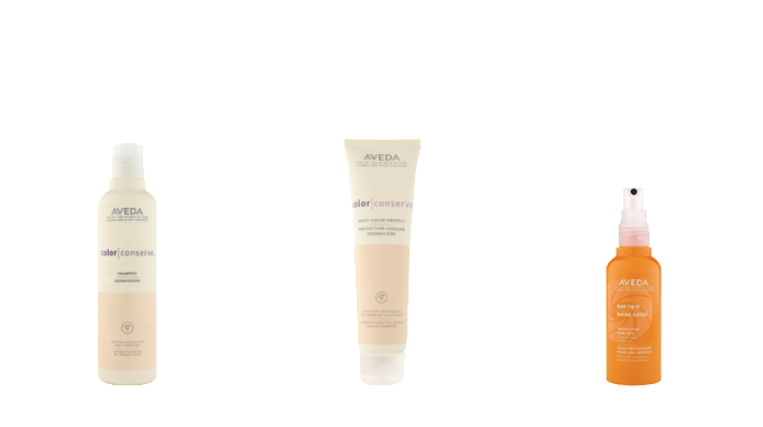 Aveda Color Conserve™ ShampooAveda Color Conserve™ Daily Color ProtectSun Care Protective Hair Veil