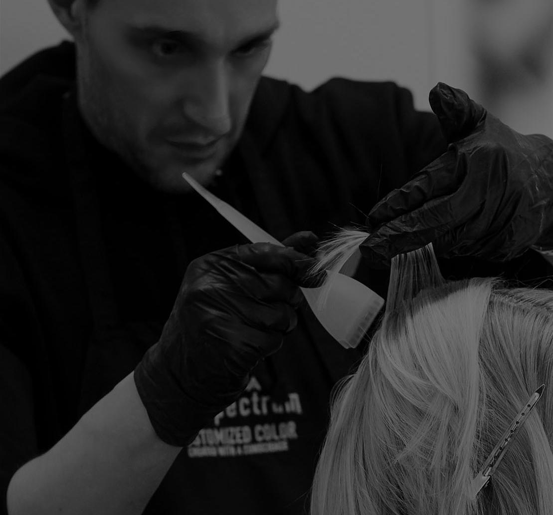 Orlandos Exclusive Aveda Hair Salon Matthew Michaels Experience