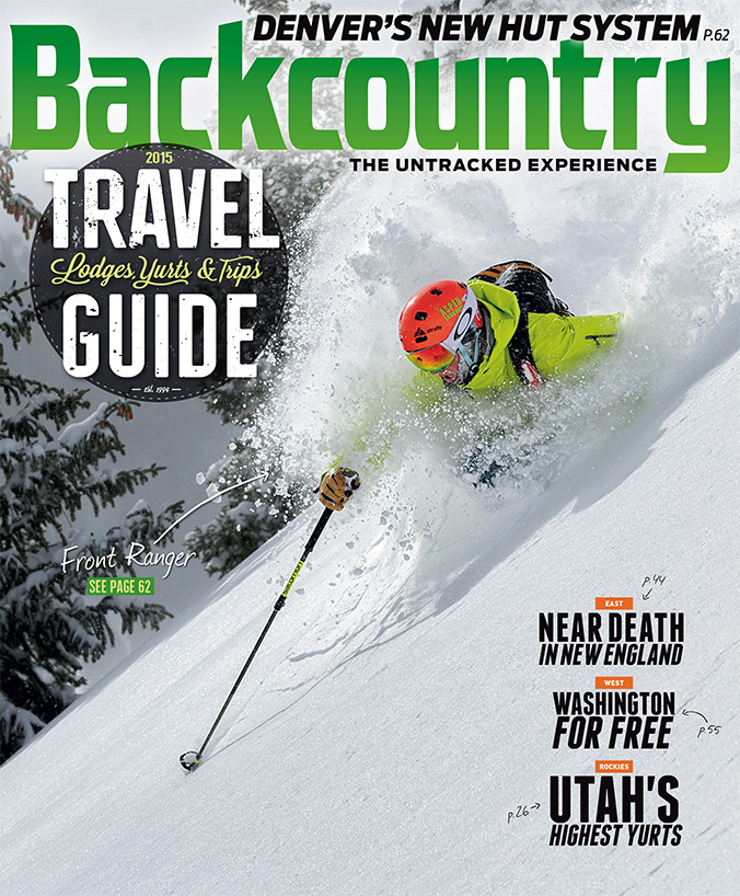 October 2014 Travel Guide  That Guy: Wild Bill: In the skin track with Bill Bowen, Jackson's naked, hard charging, freest spirit