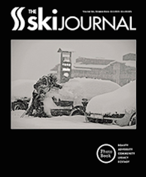 Volume 6.4, Photo Annual, 2013    Hankin Evelyn:  A ski touring only ski area in northern British Columbia, outside the town of Smithers