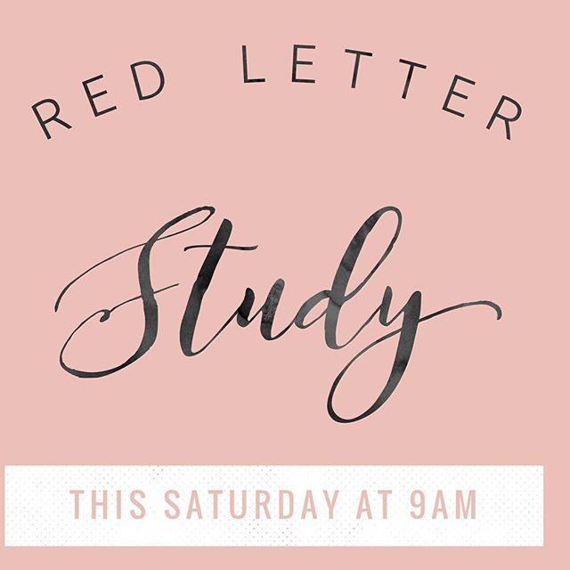 Ladies, join us for the last study before we break for the summer. Bring a brunch item to share. / /  1620 Gillieron Rd.