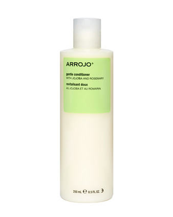 GENTLE CONDITIONER   Sulfate and sodium-chloride free. Adds luster, shine, and moisture, with natural and organic ingredients. Lightly scented with fresh verbena.   Directions: Rub into palms, work through clean, wet hair and rinse.