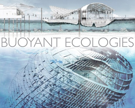 Buoyant Ecologies Exhibition at the Autodesk Gallery located at the 1 Market Street #200, San Francisco, CA (link)