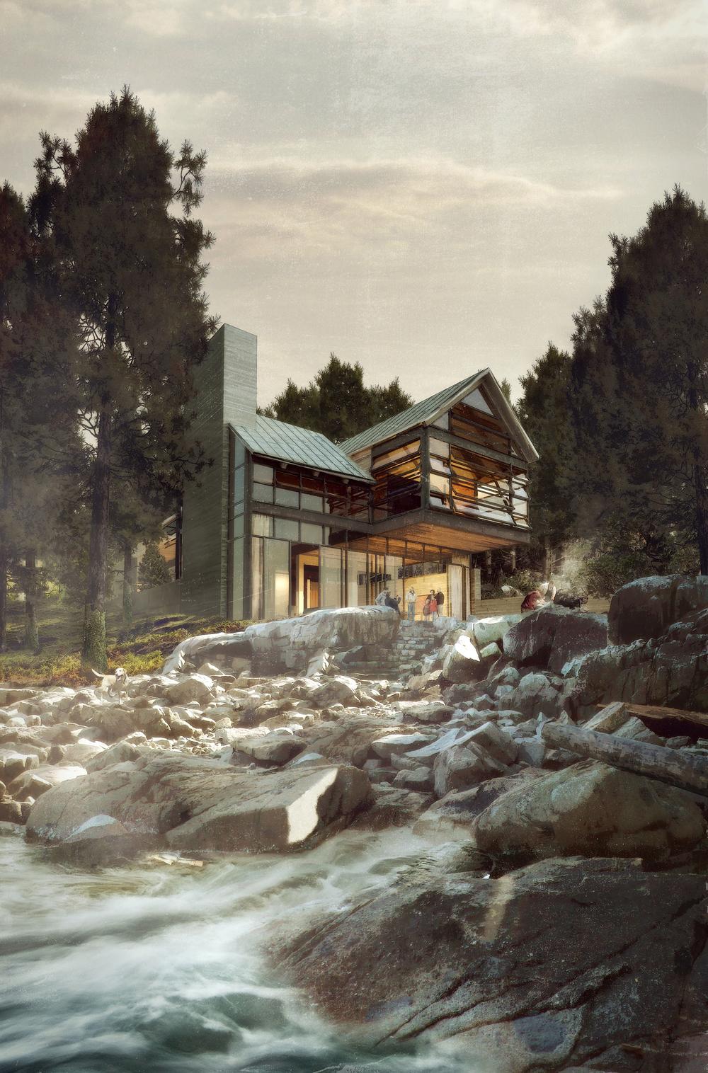 Vancouver Residence | Olson Kundig