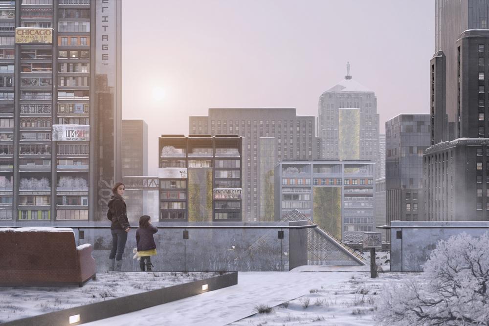 Reclaiming Nature's Metropolis | KEVIN SCOTT