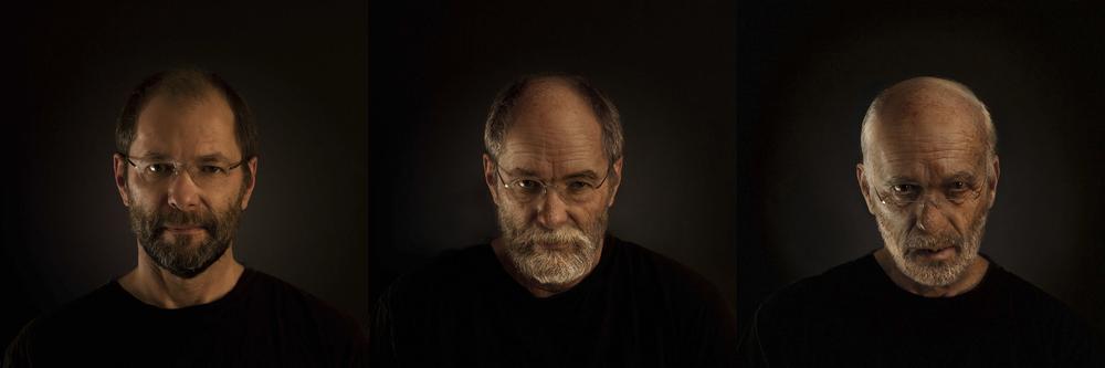 Aging Alan Maskin