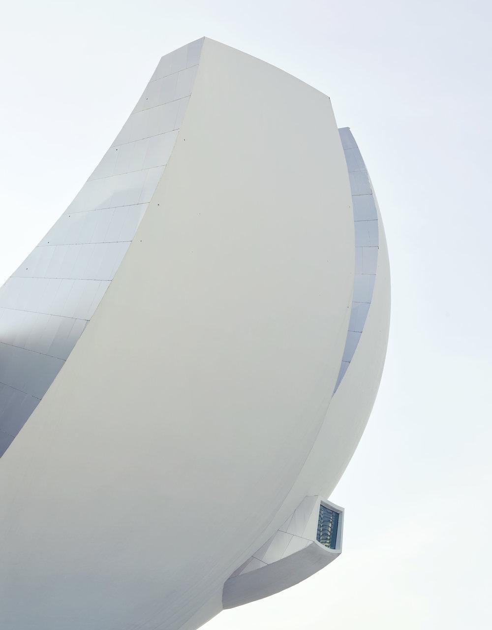 Art Science Museum Moshe Sadie. Singapore, 2016