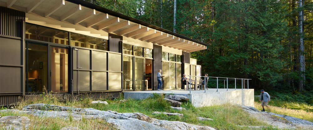 Nelson Island Cabin<br><GridTitle>Peter Brunner</GridTitle>
