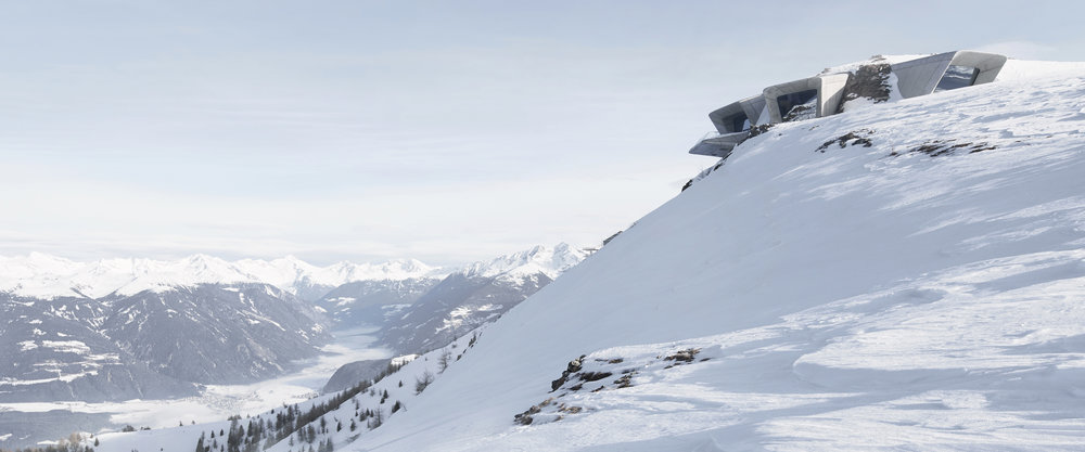 Messner Mountain Museum<br><gridTitle>Zaha Hadid Architects</gridTitle>