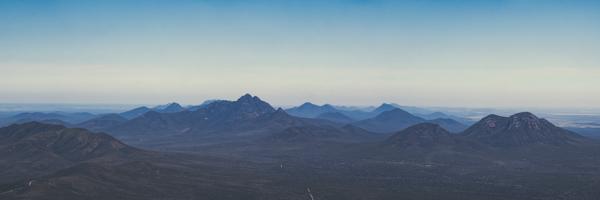 Summit Of Bluff Knoll