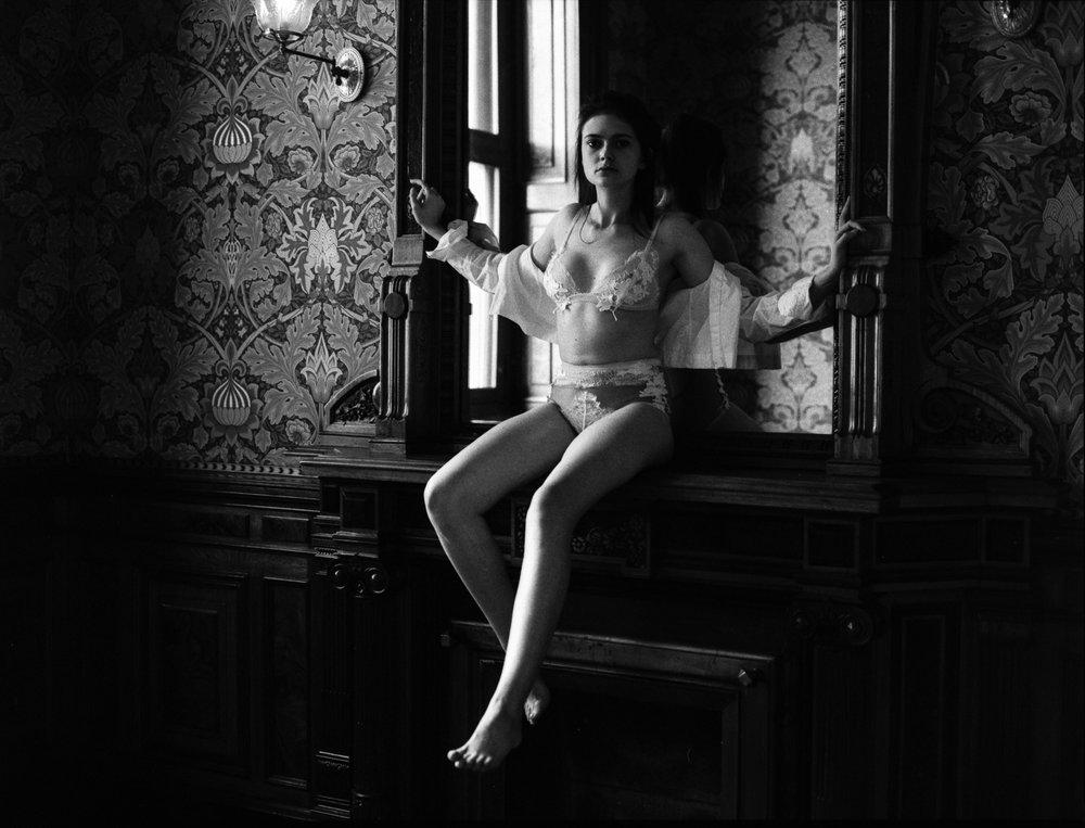 her. beauty. magazine   120mm film / 2017