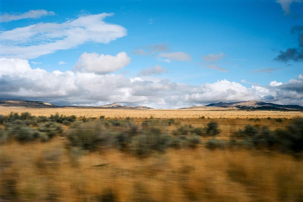 From  Desert Speaks  (2017-2018).   ROAM Magazine   35mm film