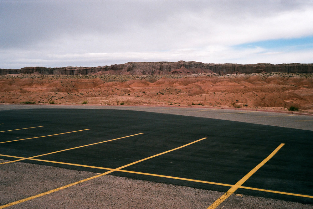 From  Desert Speaks  (2017-2018).   THE FIELD Magazine   35mm film