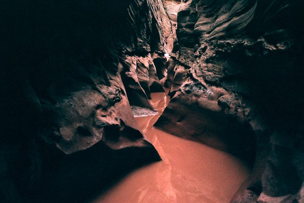 Utah, 2017  35mm film