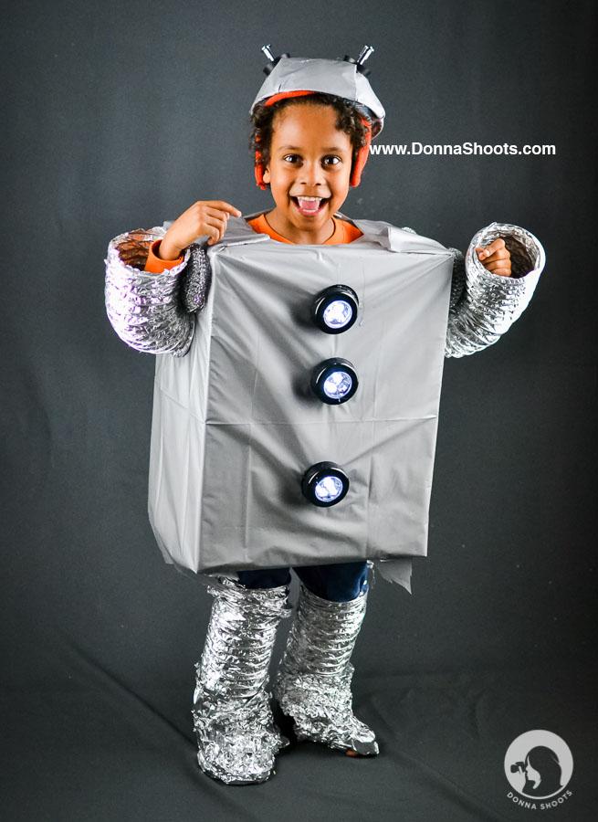 Robot Costume Halloween