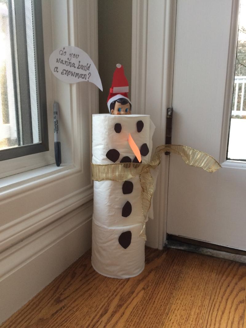 Do You Wanna Build a Snowman???