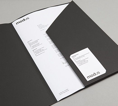 Custom branded presentation folders in all shapes, sizes, colors and finishes.