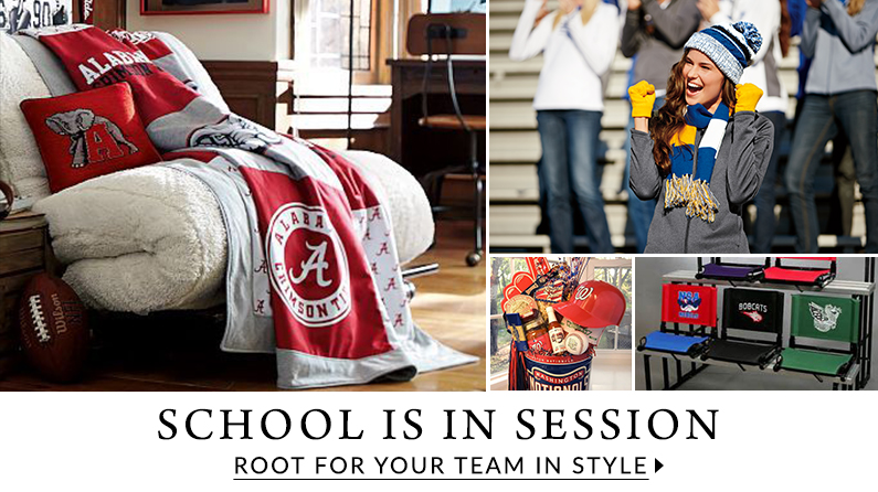 School spirit items to root for your team