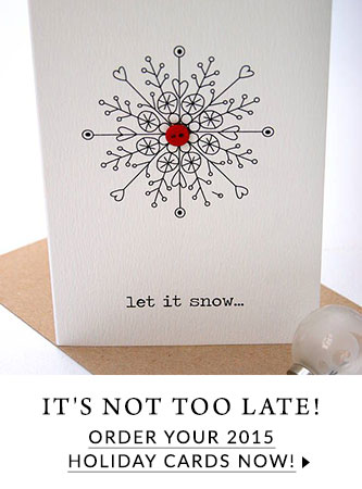 Holiday cards for 2016
