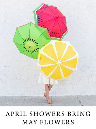 umbrellas to fit your brand and style