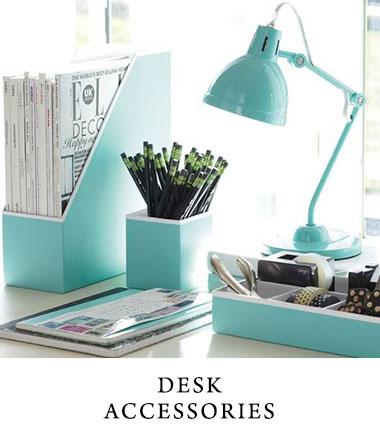 Branded custom desk accessories