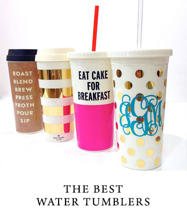 The best water tumblers