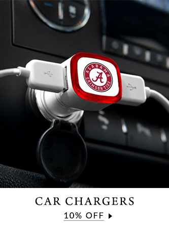 Car chargers 10% off during July