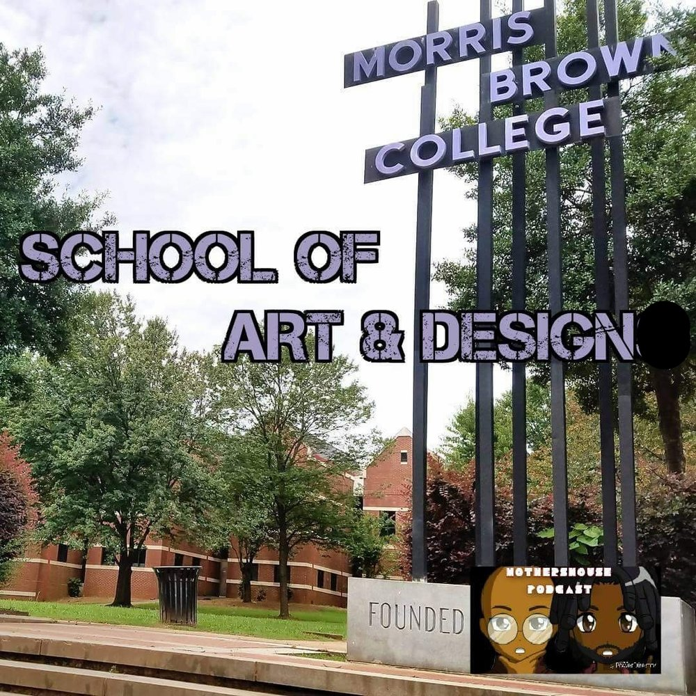 Morris Brown College of art and design