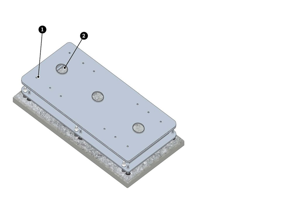 Techmar_Base Plate Setting