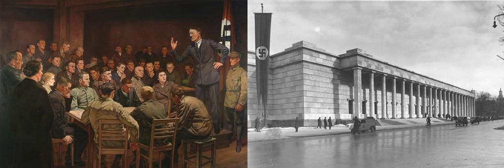 entartete kunst  modern art and nazi germany  u2014 red wedge