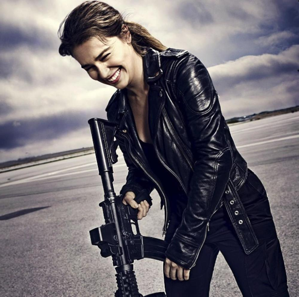 Literally the only thing I'm looking forward to is some more Sarah Connor screen time. Remember  The Sarah Connor Chronicles ? Damn. Why don't they just do that again?