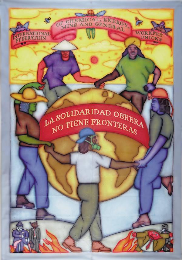 La Solidaridad Obrera No Tiene Fronteras