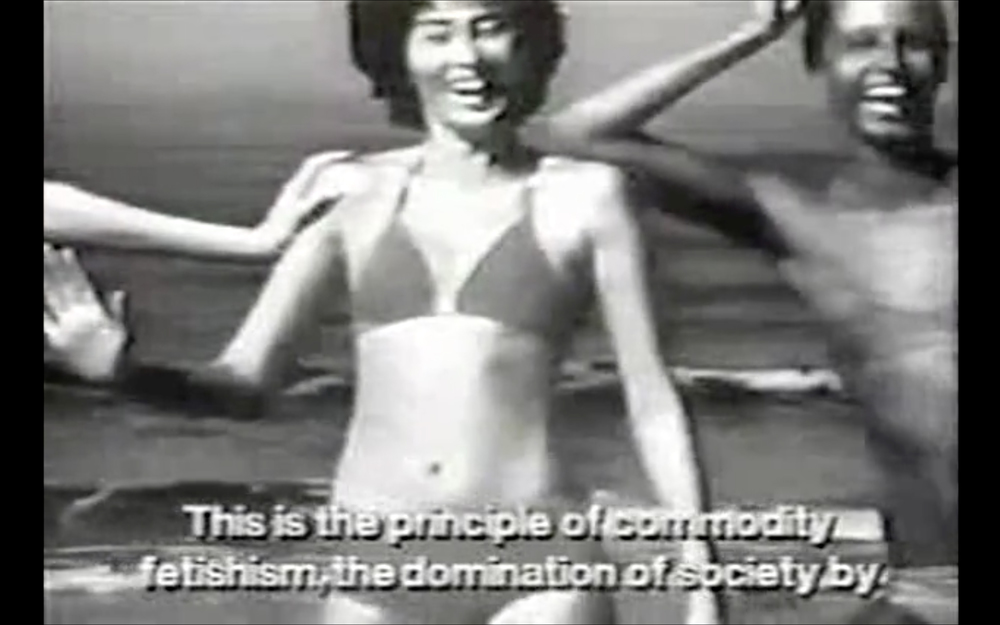 Guy Debord, Society of the Spectacle , still (1973)