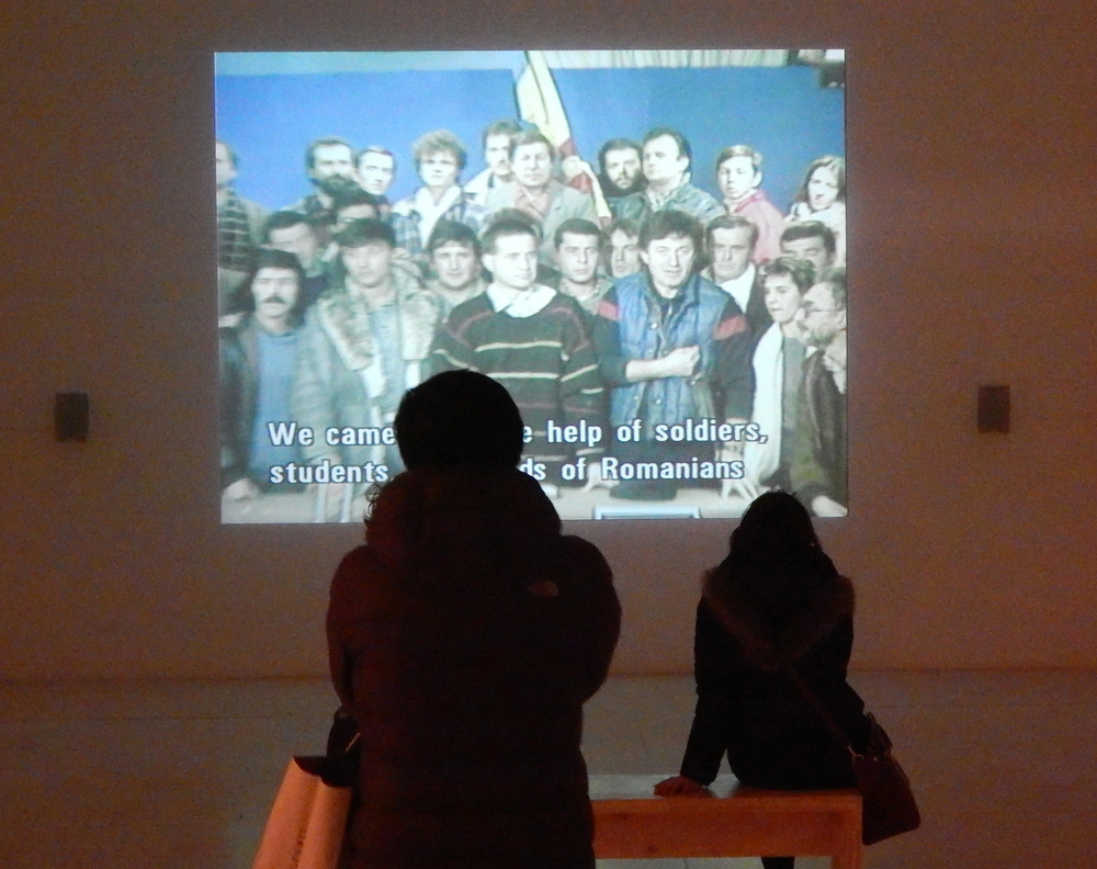 Zero Tolerance: Huran Farocki and Adrei Ujica, Videograms of a Revolution (1992)