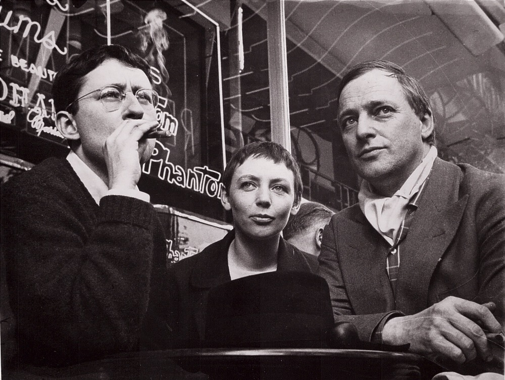 Guy Debord and associates.