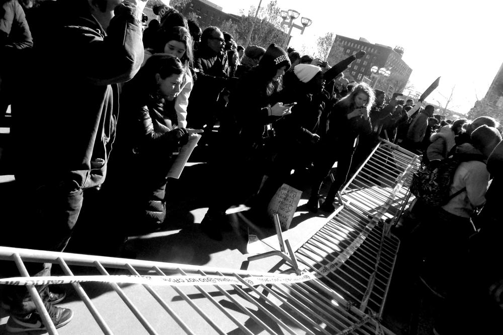 2014 protest in St. Louis, Missouri